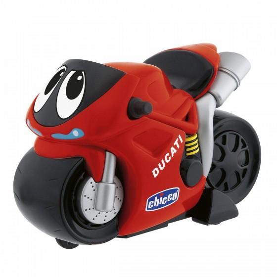 Chicco Brinquedo Turbo Touch Ducati Vermelha 24M+