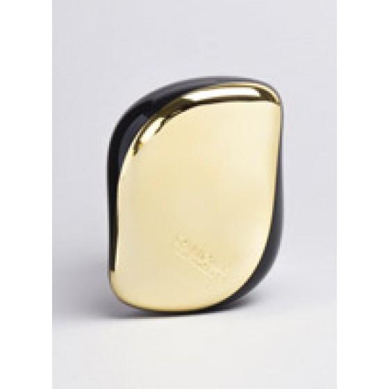 Tangle Teezer  Escova de Cabelo Compact Preta e Dourada